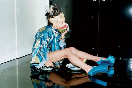 Resultado de imagem para daphne guinness shoes